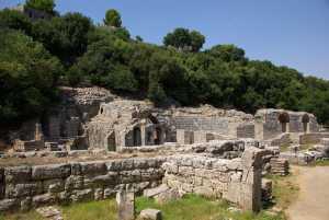 An die römische...