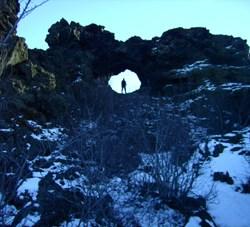 Die Vulkanformationen: Dimmubergir