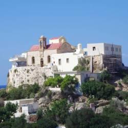 Das Frauenkloster Chrisoskalitissa