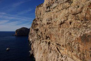 schroffen Felsen und den 654 Stufen...