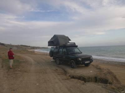 Stellplatz Mittelmeer