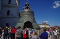Die größte Glocke der Welt mit 200 Tonnen - hat nie geläutet
