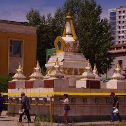 0022986_Gandan_Stupa_Gebetsmuehlen