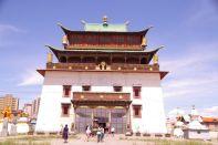 ...dem Maidari-Tempel...