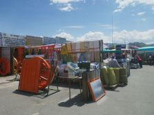...der fast alles bietet, vom Ger über Möbel, Camping, Bekleidung, Lebensmittel usw...