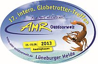 AMR-Treffen-Aufkleber 2013