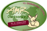 AMR-Treffen-Aufkleber 2009