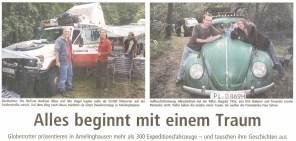 Landeszeitung Lueneburg 2007