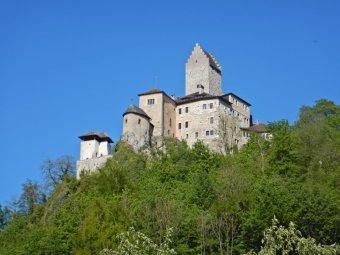 ...bis zur Burg Kipfenberg.