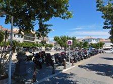 Biker-Treffpunkt - St. Florent