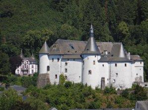 An der Luxemburger Burg Cleveraux vorbei geht es nach Deutschland und zurück nach Rügen.