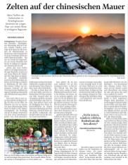Bericht der Landeszeitung Lüneburg über das AMR-Globetrotter-Treffen 2018