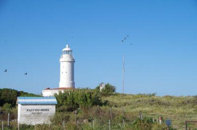Unser nächstes Ziel: El Condor. Am Leuchtturm von 1887...