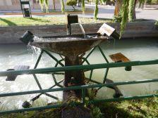 Das Bewässerungssystem im Chubut-Tal,...