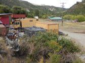 Unser Platz für die freiwillige Quarantäne in der Nähe von El Bolson.