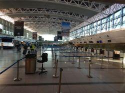 ... und große Übersichtlichkeit im Terminal.