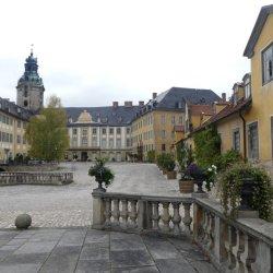 1900_Innenhof_der_Heidecksburg