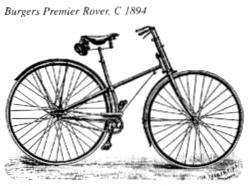 Burgers Premier Rover
