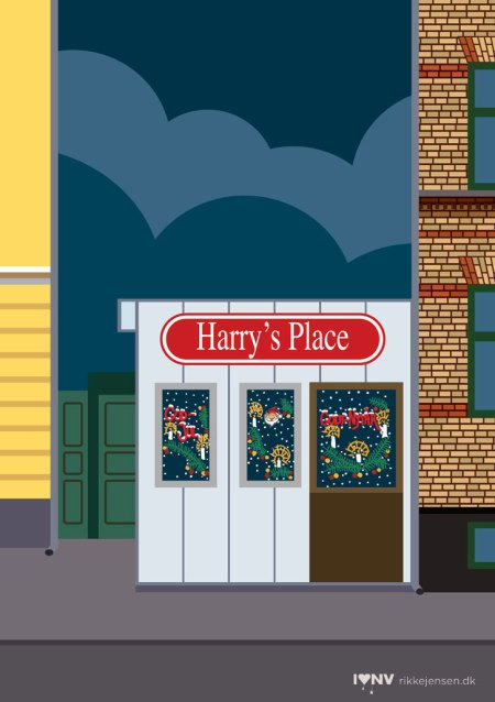 Harrys Place JUL