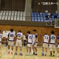 【ハンドボール部】「必ず勝たなければいけない試合だった」(中川監督)続く連勝。しかし、反省点も残る