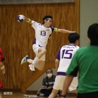 【ハンドボール部】リーグの山場を乗り越えた!強敵・青学大に勝ち、破竹の7連勝