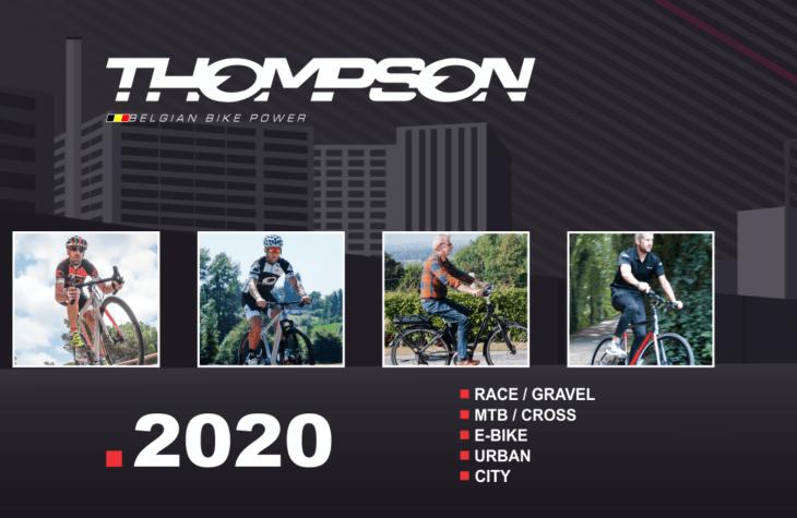 Thompson fietsen. Natuurlijk bij Riks-Fietsenmakerij