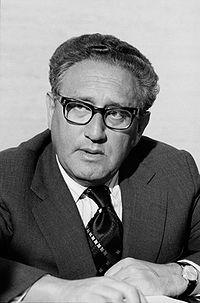 Henry Alfred Kissinger / Heinz Alfred Kissinger