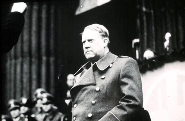 Quisling talte i årene 1922-1930 mot det han kaller forræderne i London, og for kampen mot bolsjevismen.