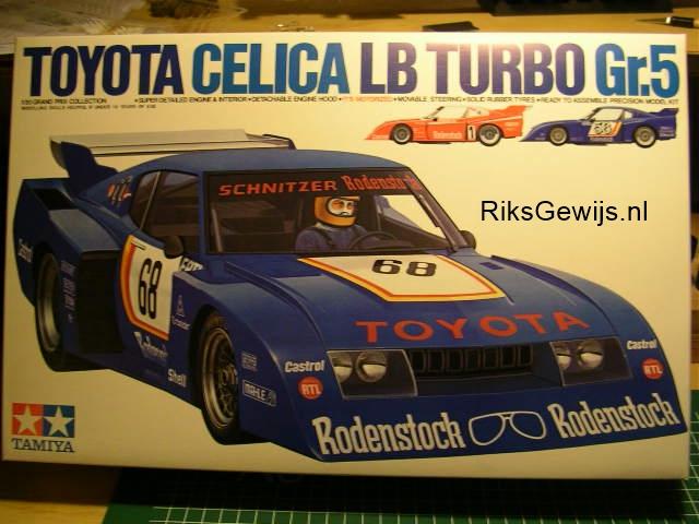 Toyota Celica.1