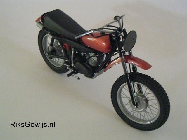 Yamaha 250 MX-t