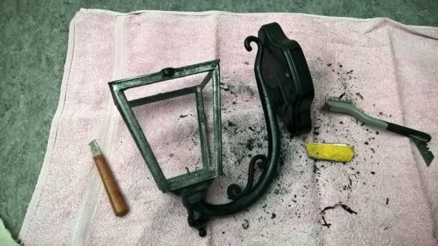 Buiten lamp restauratie (5)