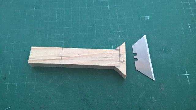 Krabber-schraper zelf maken (2)
