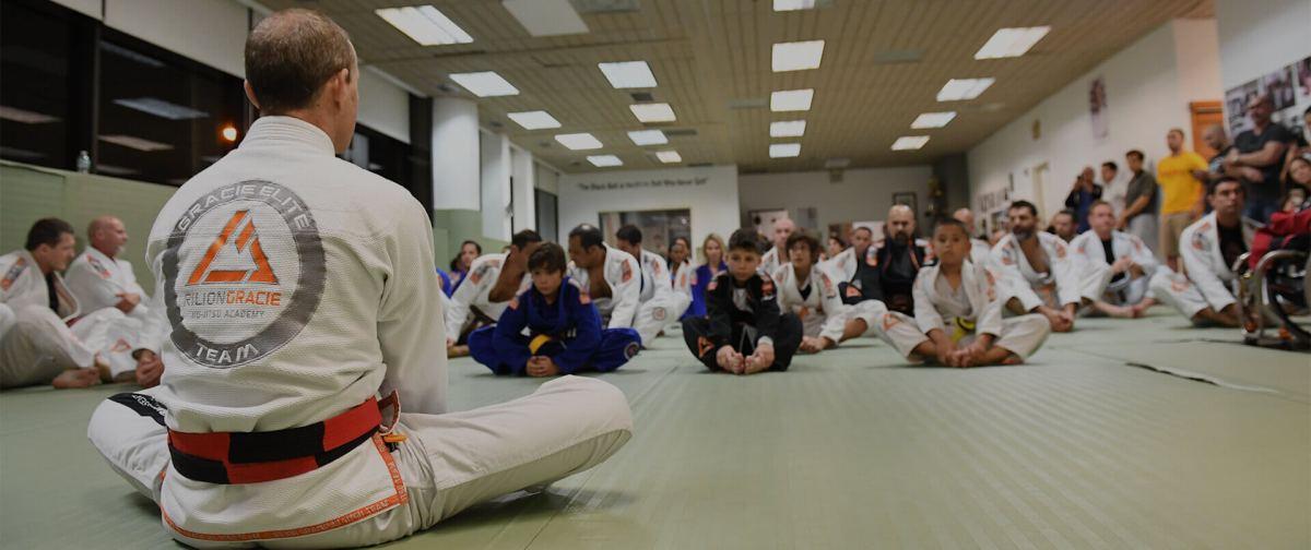 Brazilian Jiu-Jitsu BJJ Academy in Miami - Rilion Gracie