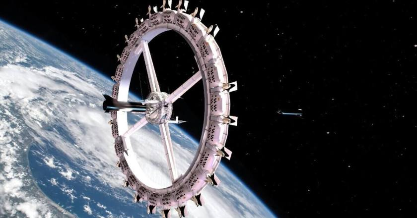 The world's first space hotel will open in 2027