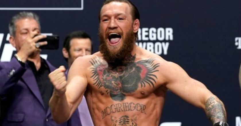 Conor McGregor sold his brand of whiskey for $600 million