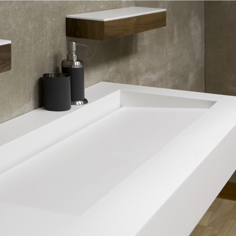 Vasque En Corian Tennessee Lavabo Design Solid Surface