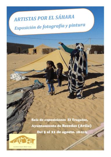 Jornadas solidarias por el Sáhara, ¡te esperamos!