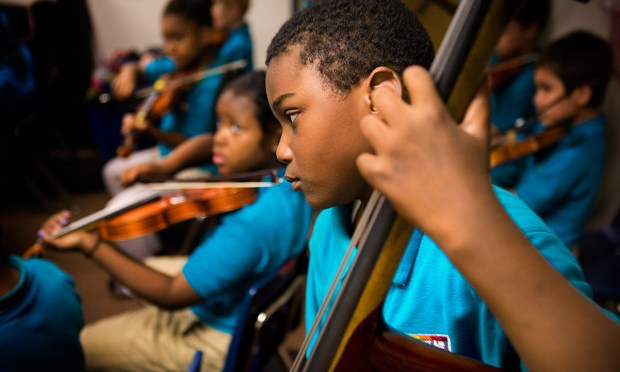 CommonHealth: How Playing Music Affects The Developing Brain | WBUR