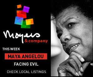 "Maya Angelou: ""Because if You Were Black You Never Felt Really Safe"" 
