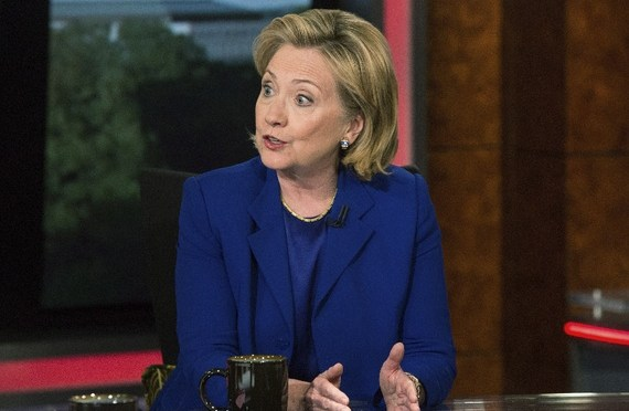 Hillary Clinton: 'Failure' to Help Syrian Rebels Led to the Rise of ISIS   The Atlantic