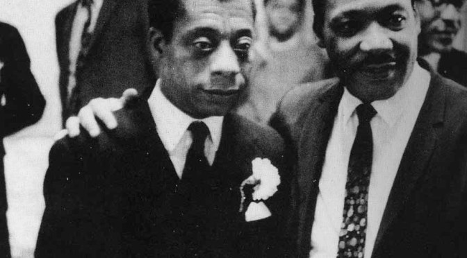 "Video: James Baldwin on ""The Negro and the American Promise"" 