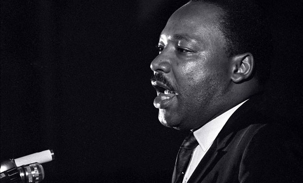 "A quote from Martin Luther King, Jr.: ""A letter from Birmingham jail"" 