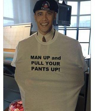 Open letter to Joe @MadisonSiriusXM: on #ManUp, #PantsUp on Blog#42