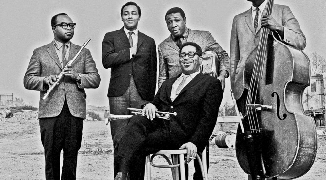 Dizzy Gillespie Quintet on BBC Jazz 625 (1966) | Blog#42