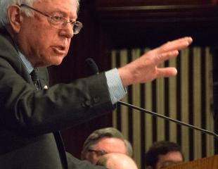 .@RepGutierrez' Bizarre #BernieSanders Smear | #Election2016 on Blog#42