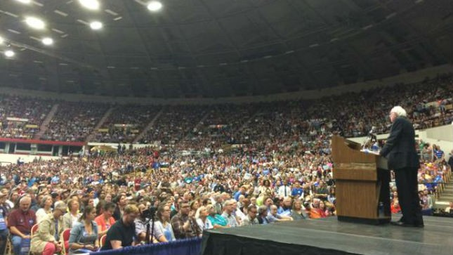 They say a Democratic Socialist can't make it | #BernieSanders news on Blog#42