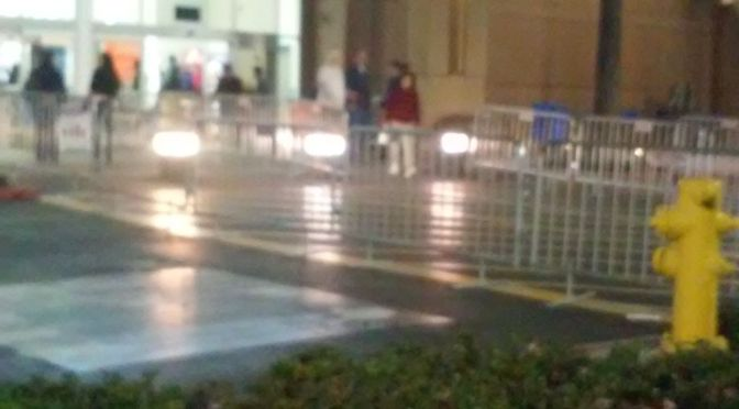 Barricades for non-existent hordes   Wages, Jobs & #BlackFriday on Blog#42