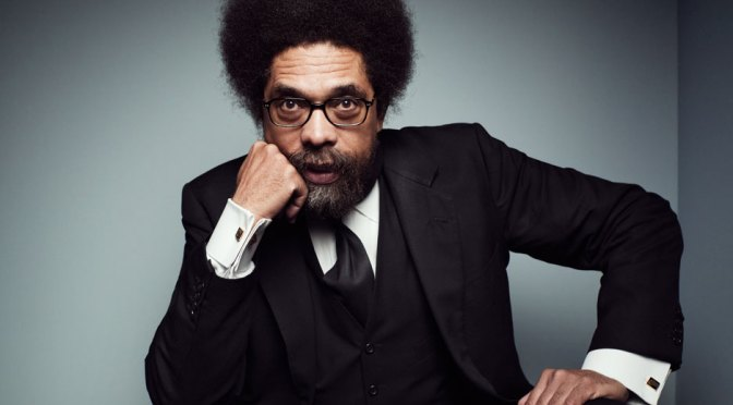 Coming At #BernieSanders From The #CornelWest Angle | #MSM bias on Blog#42