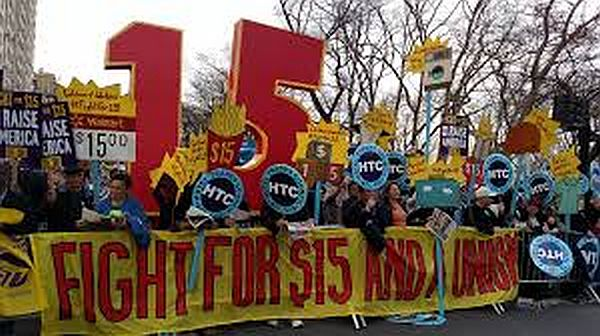 The Looming Fight To The Death On The #MinimumWage | #FightFor15 on Blog#42
