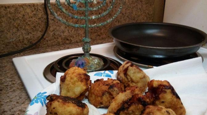 My Gluten-Free Hanukkah Adventure… | Baking on Blog#42
